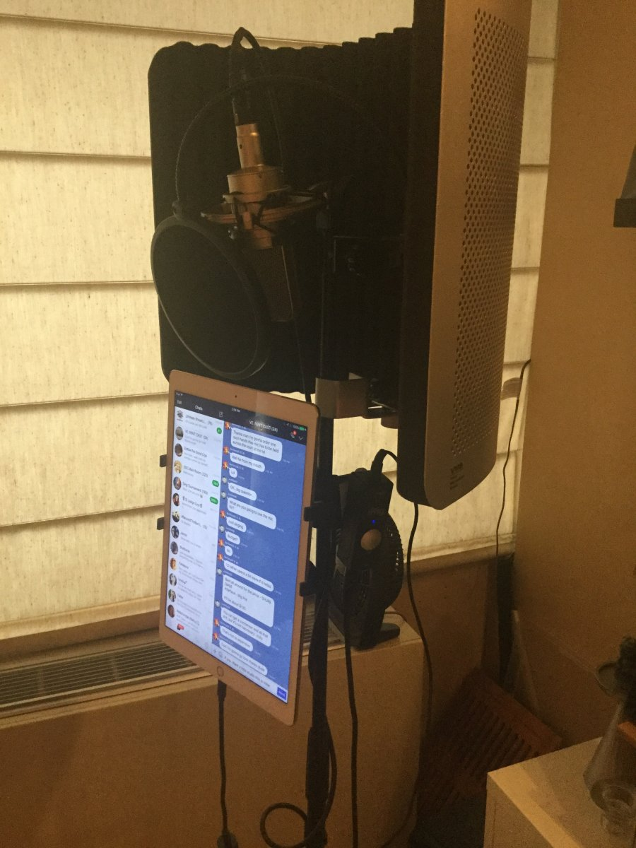 How to use Professional Vocal Microphones with Smule - The