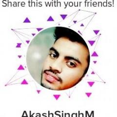 Akash Singh M
