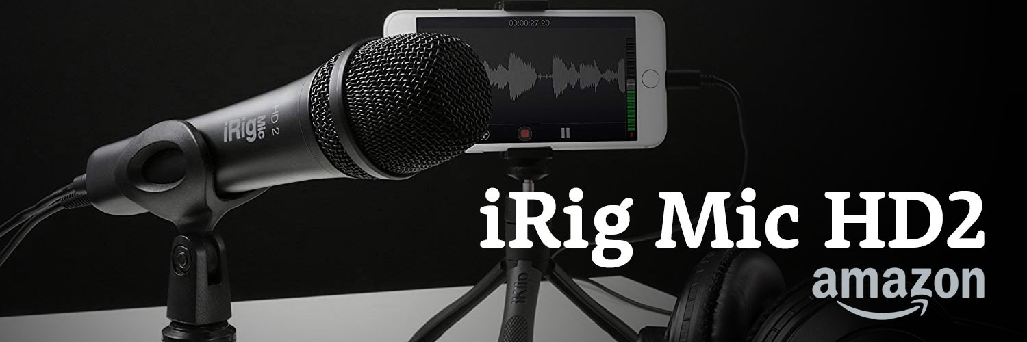 Want a better Smule sound? Check out this microphone …